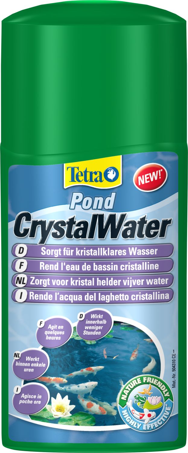 Препарат TetraPond Crystal Water