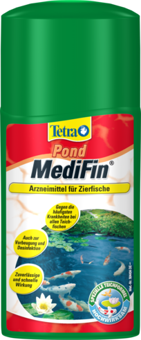 Препарат TetraPond MediFin