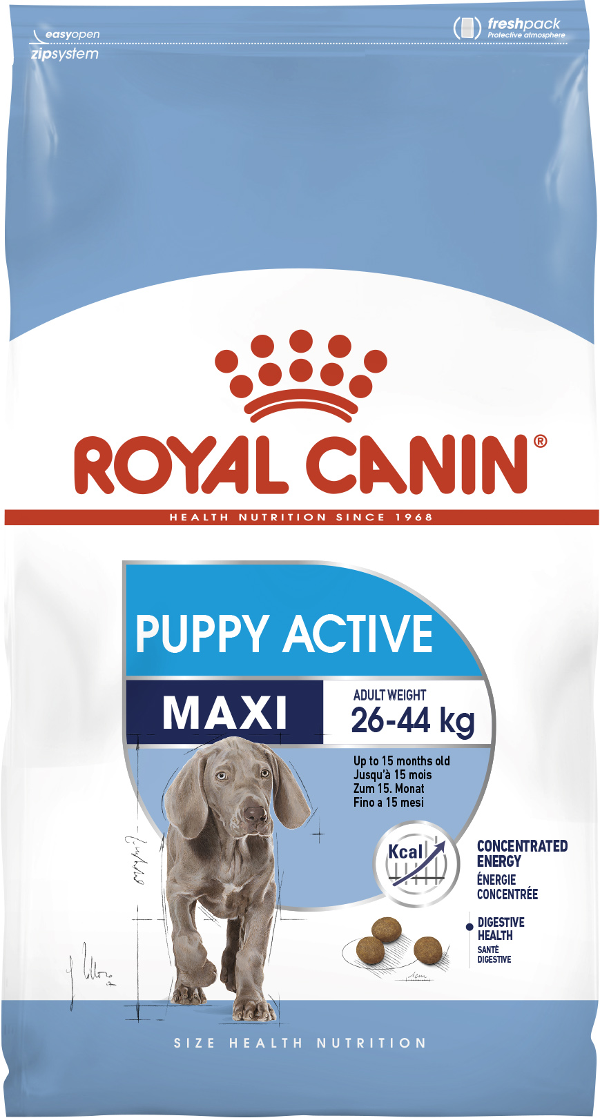 Royal Canin (Роял Канин) Maxi Puppy Active