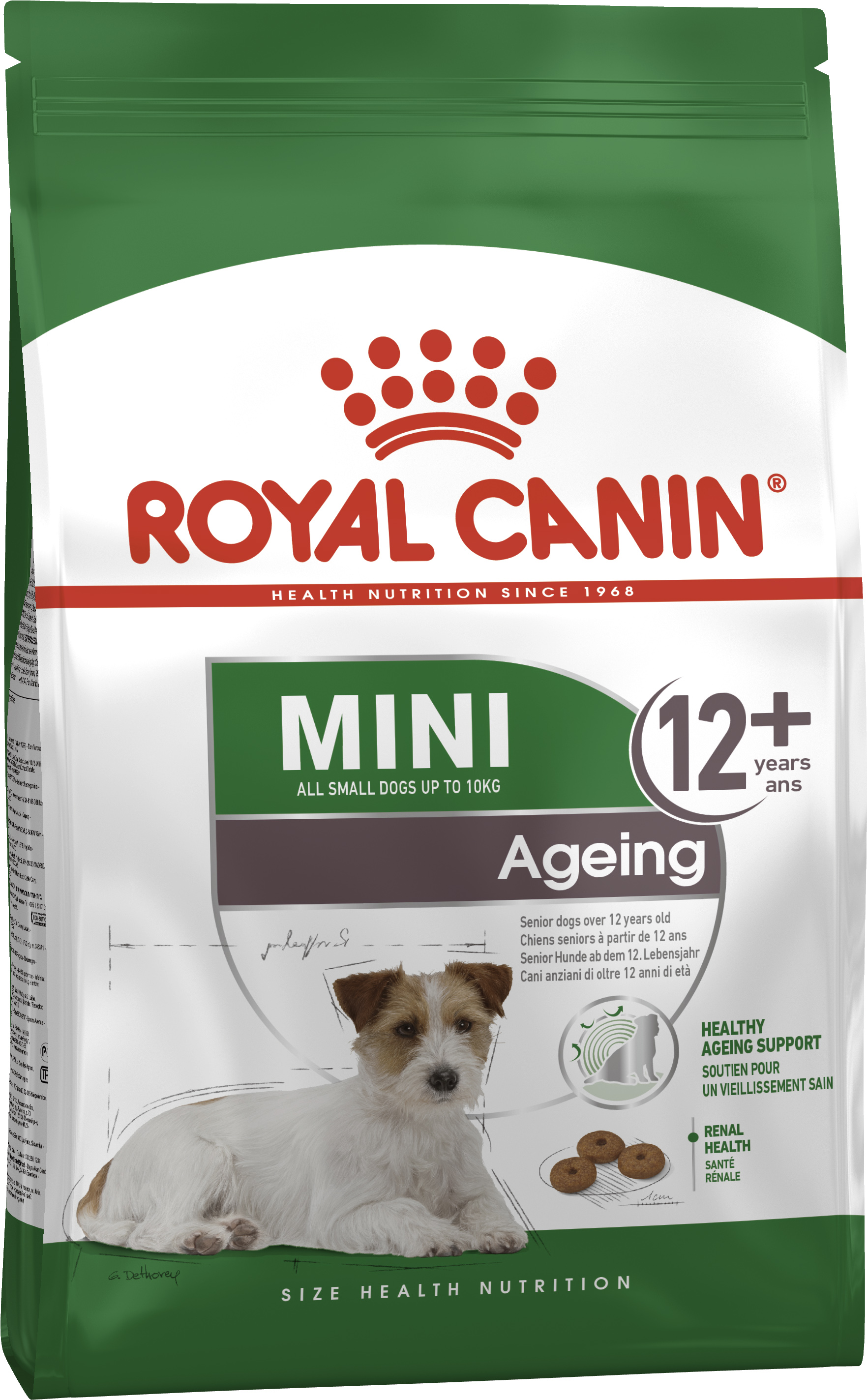 Royal Canin (Роял Канин) Mini Adult Ageing +12